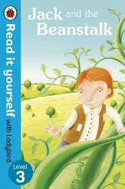 Ladybird Read It Yourself Level 3: Jack and the Beanstalk