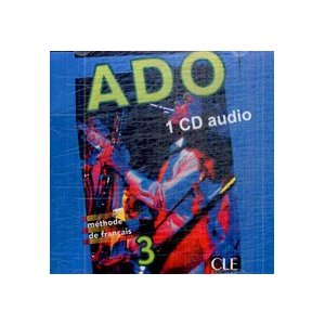 ADO 3 - 1 CD audio collectif (Лицензия)