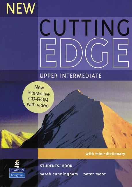 New Cutting Edge Upper-Intermediate Student's Book with CD-ROM