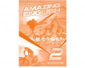Amazing English 2: Test book