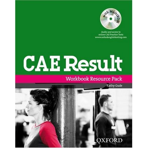 CAE Result: Workbook Resource Pack