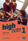High Note 1 Student's Book with Basic PEP Pack
