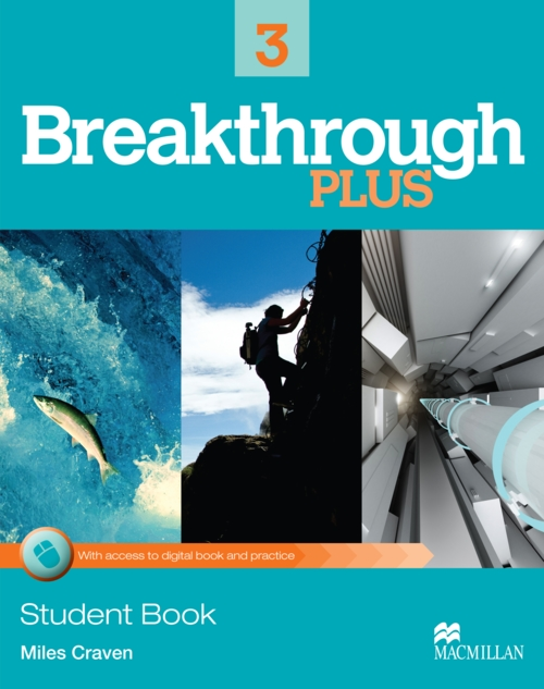 Breakthrough Plus Level 3 Student's Book Pack