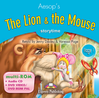 Stage 1 - The Lion & the Mouse Multi-ROM (Audio CD / DVD Video & DVD-ROM PAL)