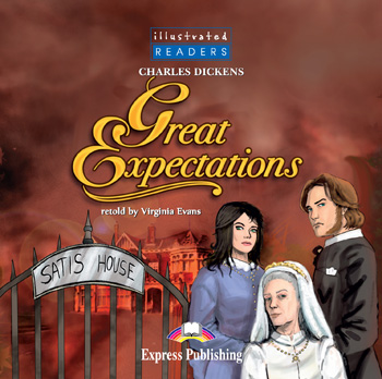Illustrated Readers Level 4  Great Expectations Audio CD
