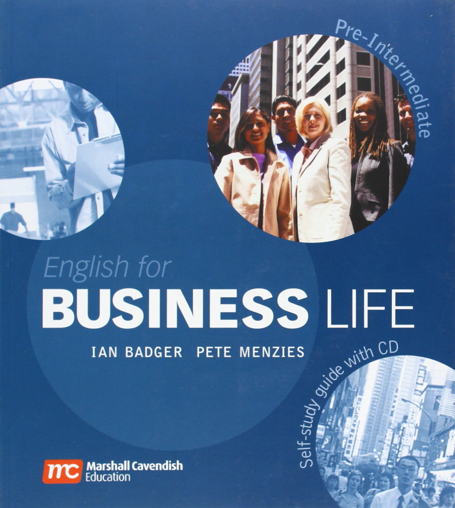 English for Business Life Pre-Intermediate Self Guide with CD (2)