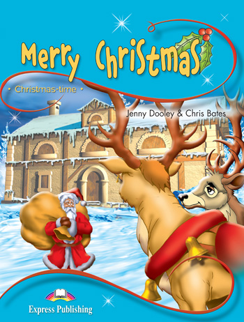 Stage 1 - Merry Christmas Pupil's Book