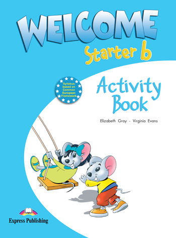 Welcome Starter b Activity Book