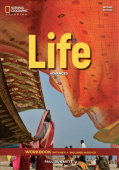 Life Second Edition Advanced Workbook with Key + Audio CD