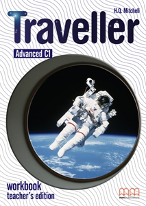 Traveller Advanced C1 Workbook Teacher's Edition