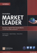 Market Leader 3rd Edition Intermediate Flexi Coursebook with Practice File B with DVD-ROM and Audio CD