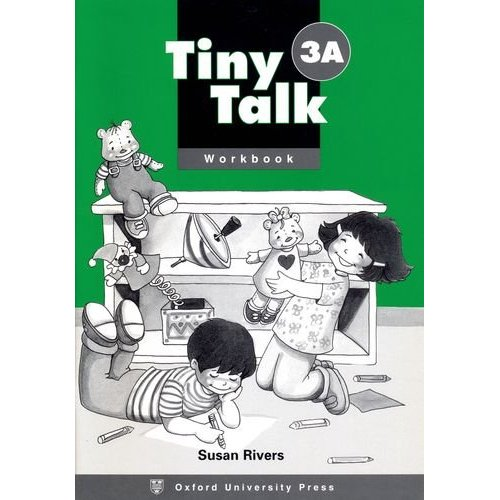 Tiny Talk 3 Workbook (A)