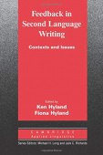 Cambridge Applied Linguistics: Feedback in Second Language Writing: Contexts and Issues