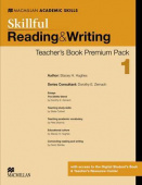 Skillful Level 1 Reading and Writing Teacher's Book Premium Pack