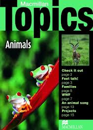 Macmillan Topics: Animals Beginner Plus