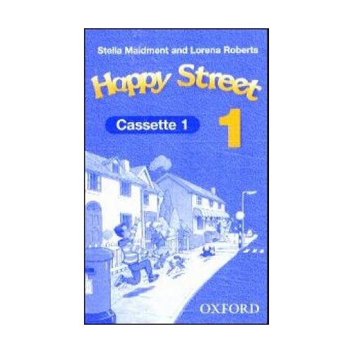 Happy Street 1 Cassettes (2)