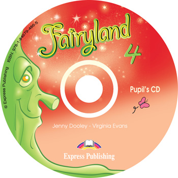 Fairyland 4 Pupil's Audio CD
