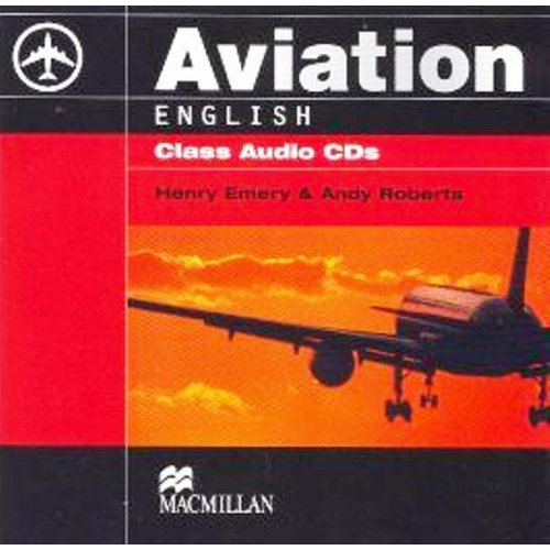 Aviation English Class Audio CD (2) (Лицензия)