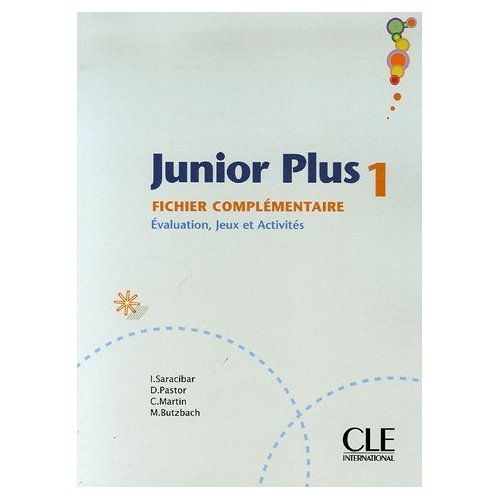Junior Plus 1 - Fichier complementaire