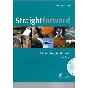 Straightforward Elementary Workbook with Key Pack