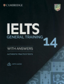 IELTS 14 General Training Student's Book with Answers with Audio