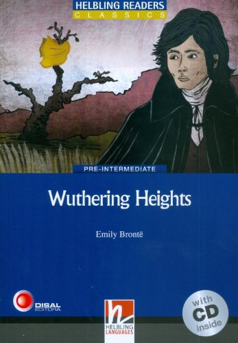 Blue Series Classics Level 4: Wuthering Heights + CD