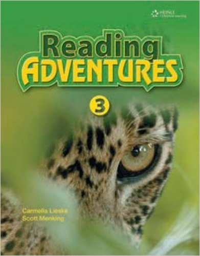 Reading Adventures 3 Audio CD/DVD Pack