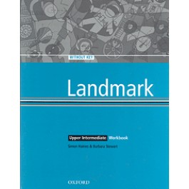 Landmark Upper-Intermediate Workbook without Key