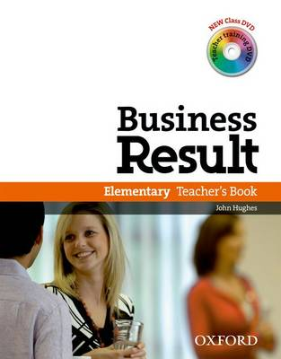 Business Result Elementary Teacher's Book with Class DVD and Teacher Training DVD