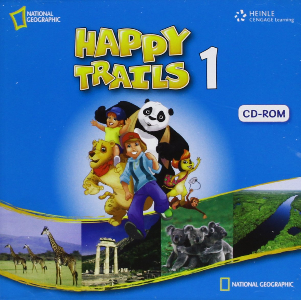 Happy Trails 1 CD-ROM