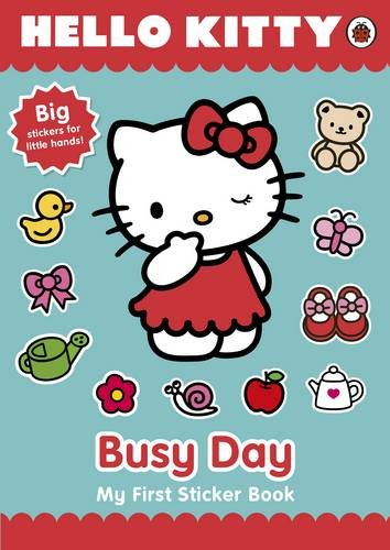 Ladybird Hello Kitty:  Busy Day My First Sticker Book