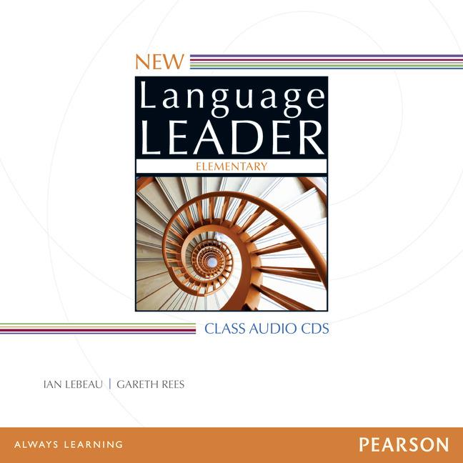 New Language Leader Elementary Class CD (2 CDs) (Лицензия)