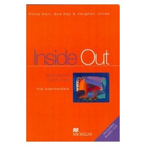 Inside Out Pre-Intermediate Workbook with Key + СD