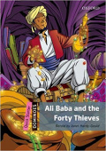 Dominoes Quick Starter Ali Baba and the Forty Thieves with MP3 download