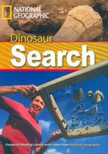 Fotoprint Reading Library A2 Dinosaur Search with CD-ROM
