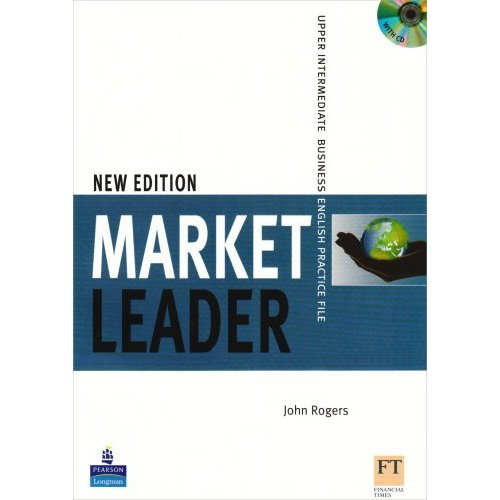 New Market Leader Upper-Intermediate Practice File with Audio CD