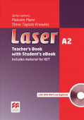 Laser Third Edition A2 Teacher's Book, DVD-ROM + Digibook Pack & eBook