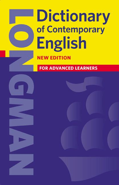 Longman Dictionary of Contemporary English 5th Edition Paper