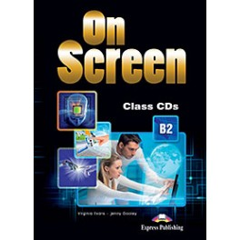 On Screen Revised B2 Class CD (Set 3)