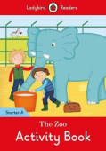 Ladybird: Canyon The Zoo Activity Book