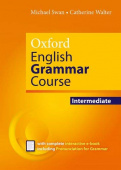Oxford English Grammar Course: Intermediate without Key (includes e-book)