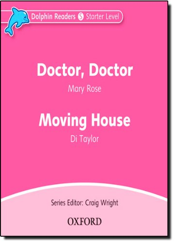 Dolphin Readers Starter Doctor, Doctor & Moving House - Audio CD