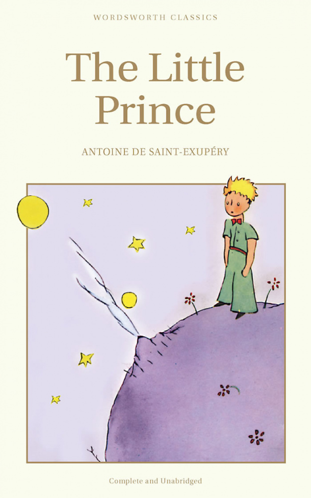 Saint-Exupery A. The Little Prince