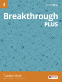 Breakthrough Plus 2nd Edition 3 Premium Teacher's Book