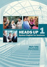 Heads Up: Spoken English for Business 1 Student's Book with CD
