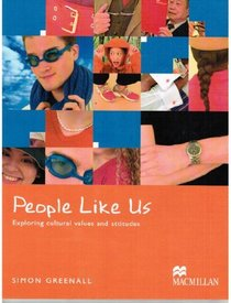 People Like Us Student's Book + СD