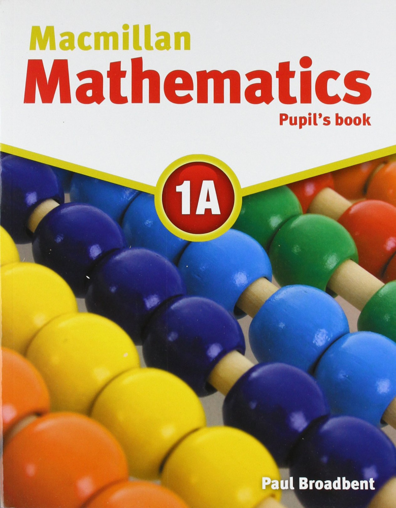 Macmillan Mathematics 1A Pupil's Book Pack