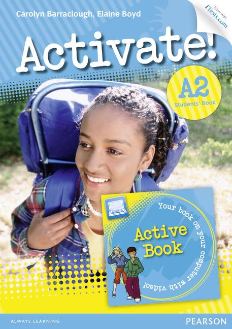 Activate! A2 Student's Book with Access Code and Active Book Pack