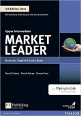 Market Leader 3rd Edition Extra Upper-Intermediate Coursebook and DVD-ROM Pack with MyEnglishLab