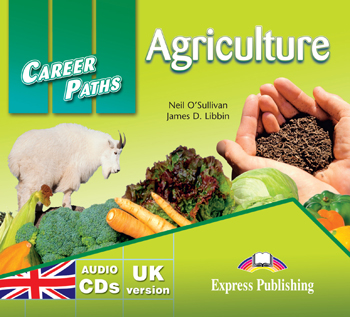 Career Paths: Agriculture Audio CDs (set of 2)